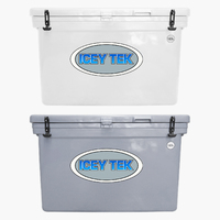 185L Standard Ice Box Cooler