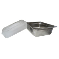 Block Ice Maker - Stainless Steel