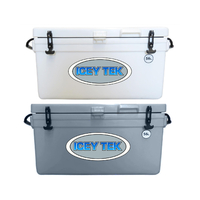 56L Long Ice Box Cooler