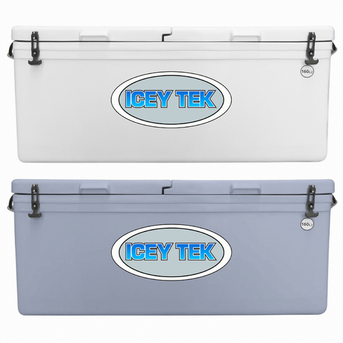 160L Long Ice Box Cooler